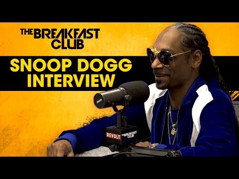 Snoop Dogg Talks Clout Chasing, Kanye West, Smoke Stories + More