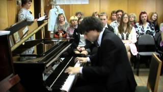 Oscar Peterson - A Little Jazz Exercise / Оскар Питерсон - Небольшое Джазовое Упражнение