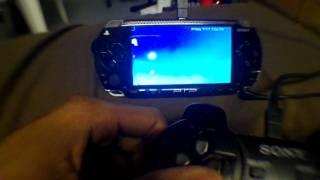 PSP External Control