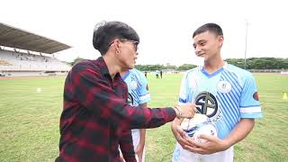 Thailand Youth League : Challenge Ep.10 ท้าพิสูจน์น้องๆ รุ่นอายุไม่เกิน 15 ปี