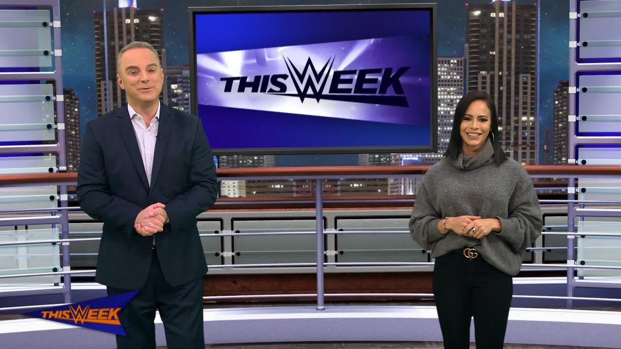 This Week in WWE - Tomorrow on WWE Network