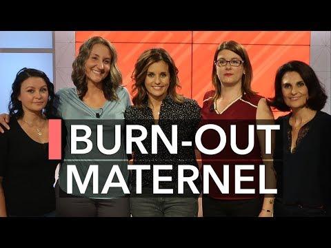 Burn-out maternel : le cri d'alarme des mères épuisées - Ça commence aujorud'hui-