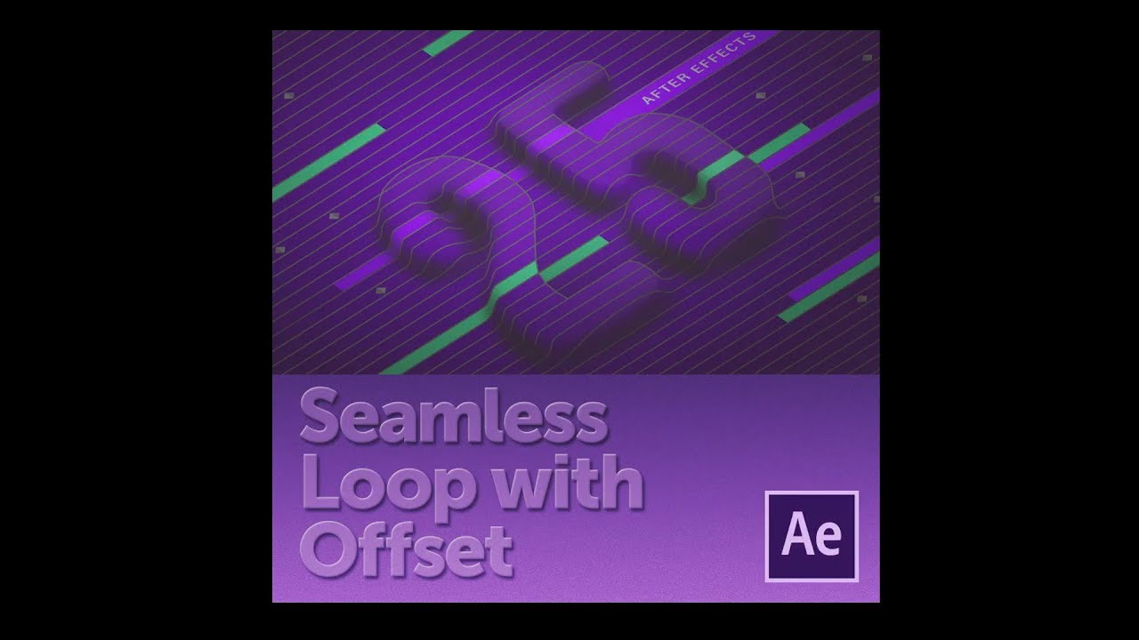 Seemless loop with the Effect Offset