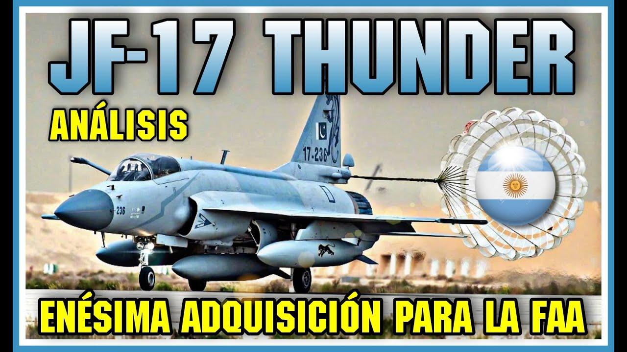 Download JF-17 THUNDER, análisis