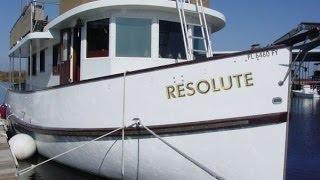 SOLD - 50ft Custom Trawler for Sale