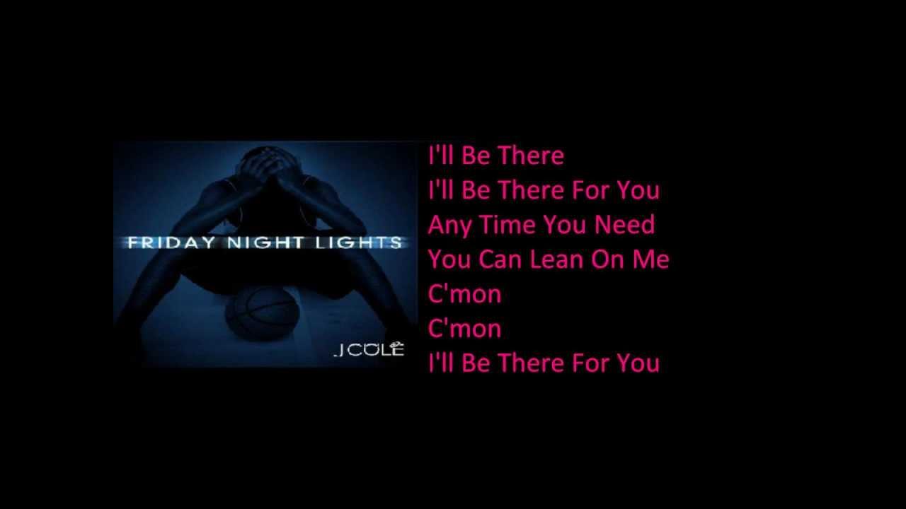 Best Friend J Cole Lyrics Youtube