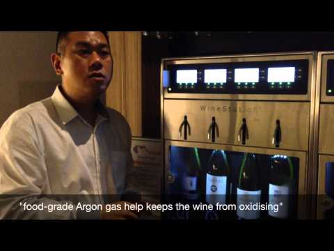 Wine Preservation System (by Napa Technology)