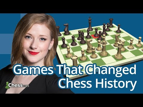 The First Recorded Chess Game: Games That Changed Chess History With Anna Rudolf