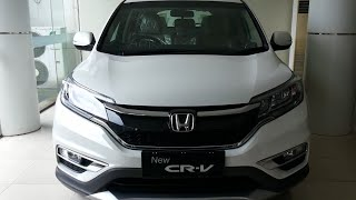 All New Honda CRV Facelift 2015 Price and Specification