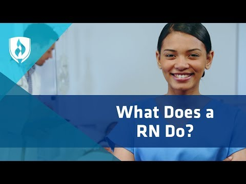 What Does a Registered Nurse Do? [2018]