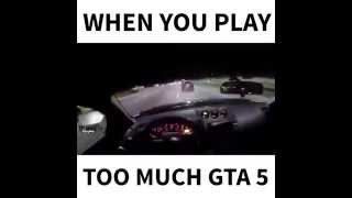 When you're too played ‪gta5‬