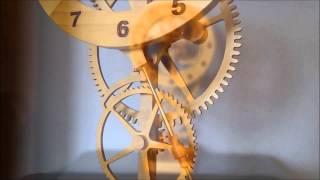 Mystery Clock Running