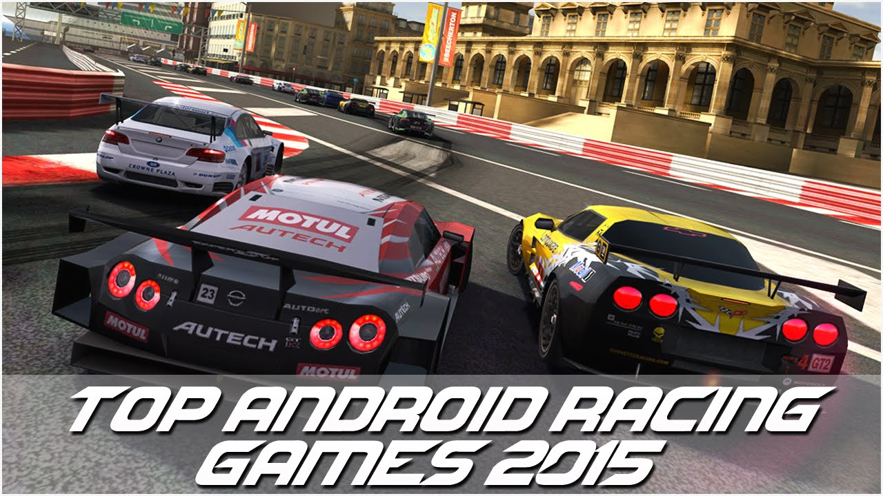 Best Free Android Racing Games 2015 - YouTube