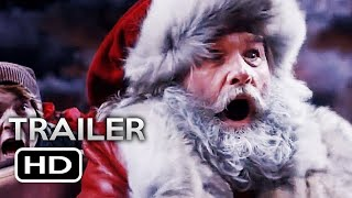 THE CHRISTMAS CHRONICLES Official Trailer 2 (2018) Kurt Russel Santa Claus Netflix Movie HD