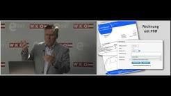 Josef Broukal erzählt von seinen FreeFinance-Erfahrungen