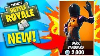 *NEW* DARK VANGUARD & ORBITAL SHUTTLE! Fortnite Battle Royale NEW Skins! Fortnite Battle Royale Free