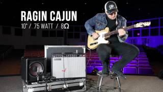 "Eminence Ragin Cajun 10"" Guitar Speaker Demo"