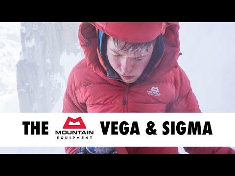 Mountain Equipment - Vega and Sigma Jackets