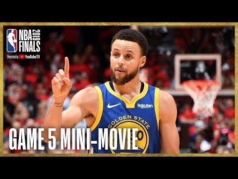 None - NBA Finals: Warriors Host Raptors Tonight In Game Six