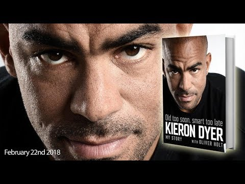 Kieron Dyer - Behind the Book