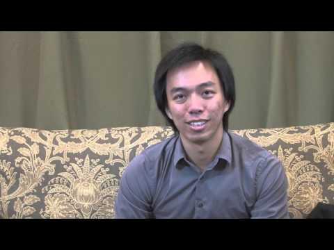Chester Lian 2014 TedX Beacon Street Interview