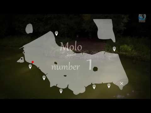 Jezero Katlov -  Molo číslo 1