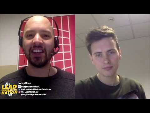 Lead Generation Nation: Direct Mail For B2B Lead Generation With Oli Luke (Scribble Mail)
