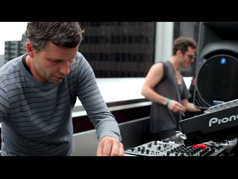 Martin Buttrich @ the Standard Rooftop for Culprit Sessions, 04/10