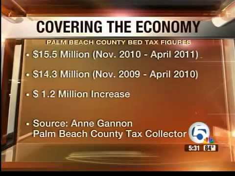 Tourism boost Florida economy