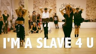 "Video Britney Spears ""I'm A Slave 4 U"" Choreography by @BrianFriedman & Wade Robson download MP3, 3GP, MP4, WEBM, AVI, FLV Oktober 2017"