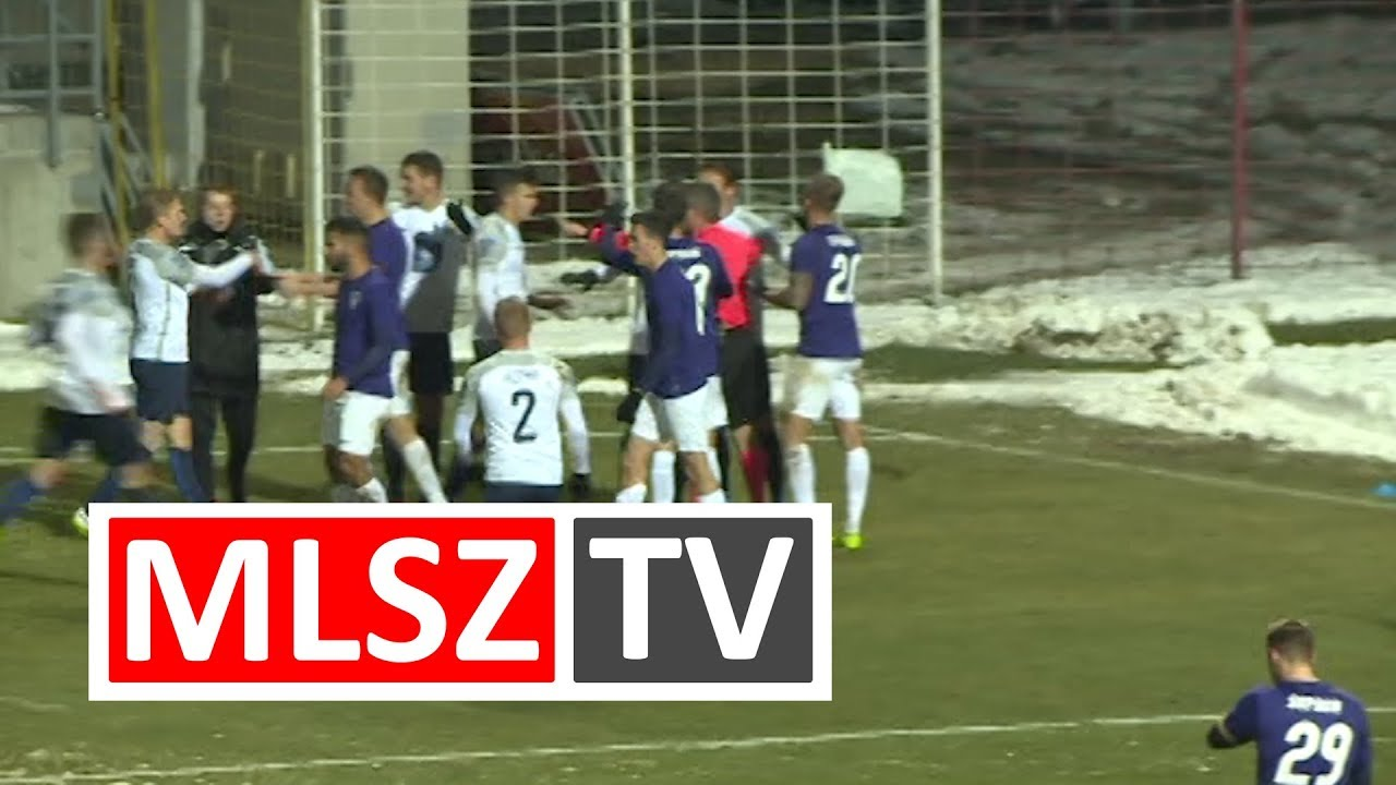 Soproni VSE - BFC Siófok |0-1 (0-1) | Merkantil Bank Liga NB II.| 20. forduló |