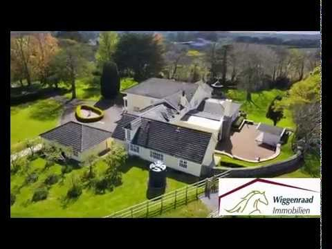Luxury equestrian real estate Isle of man - luxus reitanlage Isle of man- langoed isle of man
