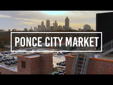 A day at Ponce City Market!