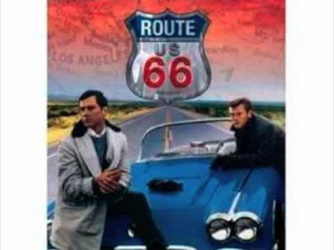 ROUTE THEME Route TV Soundtrack YouTube - Route 66 tv show car