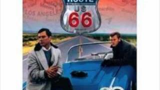 """ROUTE 66 THEME"" - route 66 TV soundtrack"