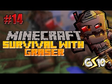 Minecraft: Survival Let's Play: Episode 14 - Renovations