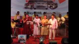 MANO & KALPANA in GANESH KIRUPA Best Light Music Orchestra in Chennai