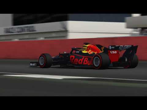 Assetto Corsa - RSS Formula Hybrid 2019 Hotlaps at Silverstone