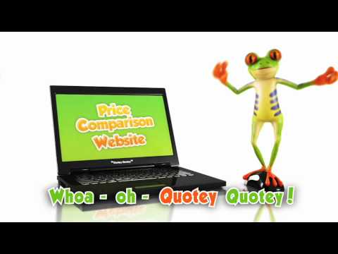 QuoteyQuotey.com TV Commercial ( Cheapest Ever Car Insurance ). HD