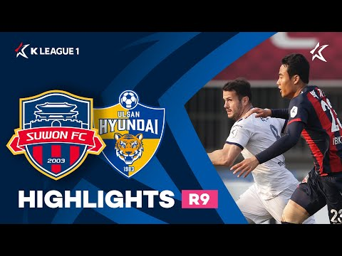 Suwon City Ulsan Hyundai Goals And Highlights