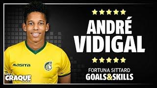 ANDRÉ VIDIGAL ● Fortuna Sittard ● Goals & Skills