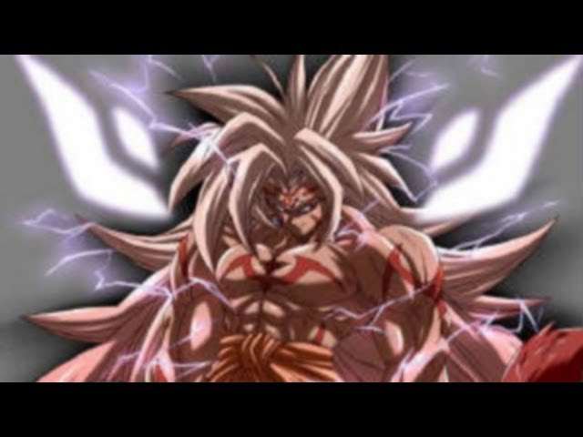 Dragon Ball Z : Battle of Gods New Super Saiyan God Transformation