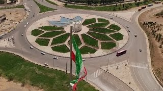 Phantom 3 color grading showreel with beautiful shots from Isfahan Iran