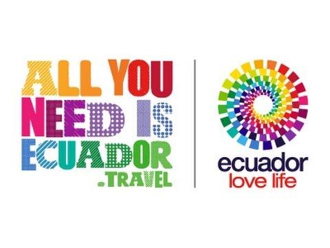 All you need is Ecuador #AllYouNeedIsEcuador Campaña publicitaria del Ministerio de Turismo.