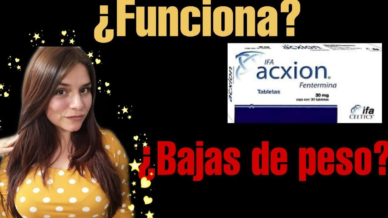 Pastillas ACXION para bajar de peso 2019/ ¿Funcionan?/ LaNajera