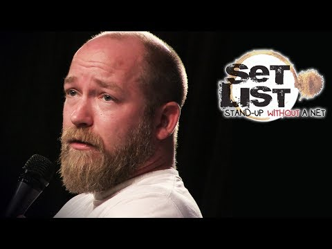 KYLE KINANE sells Breast Milk - Set List: Stand-Up Without a Net