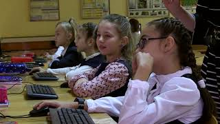 Урок информатики и ИКТ в 5 классе