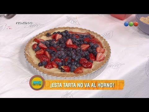 Tarta de frutos rojos - Morfi