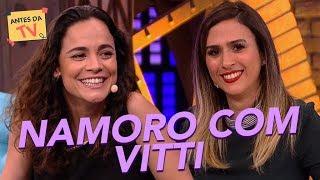 Tatá Werneck revela que sofreu PRECONCEITO por namorar Rafael Vitti Lady Night Humor Multishow
