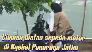 Video Viral Ciuman Dipinggir Pantai Ngebel Ponorogo, Akan Dipasang CCTV